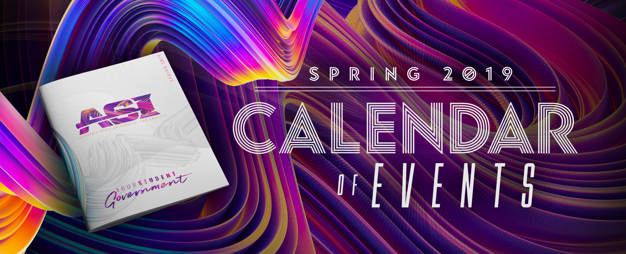 ASI Spring 2019 Calendar or Events