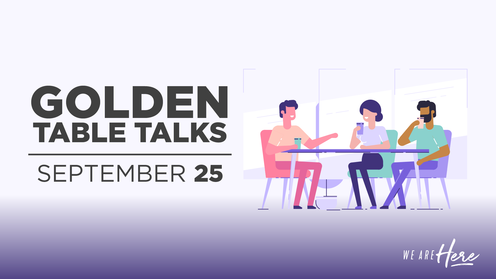 Golden Eagle Table Talks