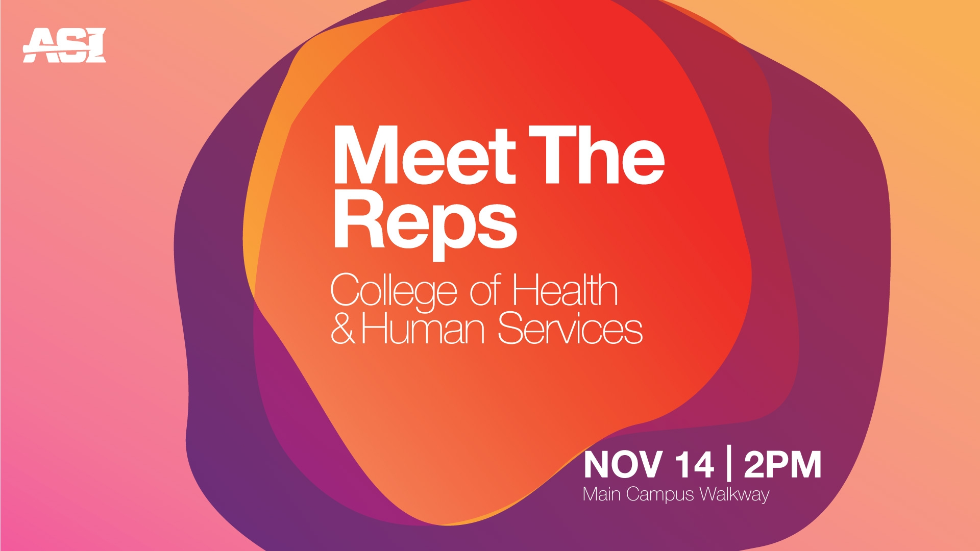 Meet the Reps: Health and Human Services College