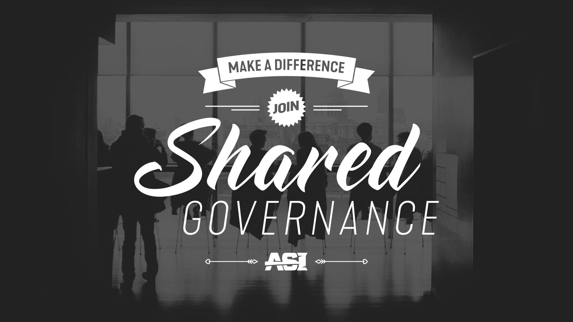 Shared Governance JOIN