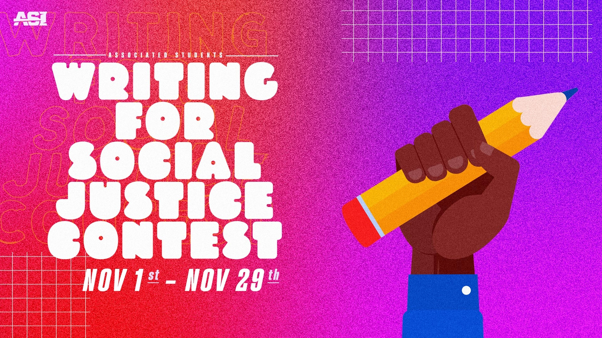 Writing for Social Justice Contest