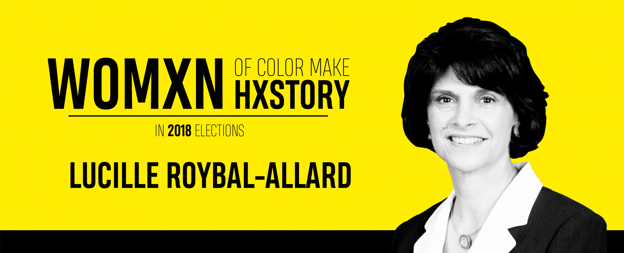 Womnx of Color Make Hxstory in 2018 Election