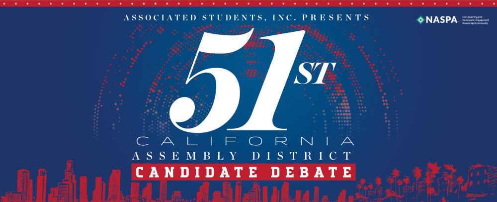 51st California Assembly District Candidate Debate
