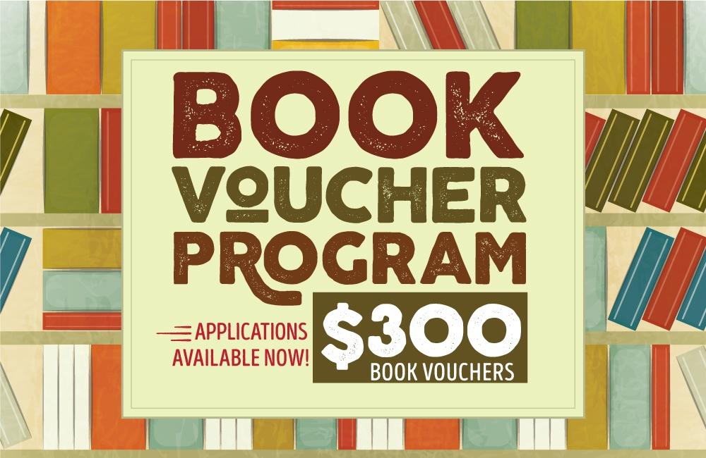 book voucher program