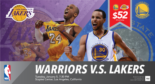WarriorsVSLakers