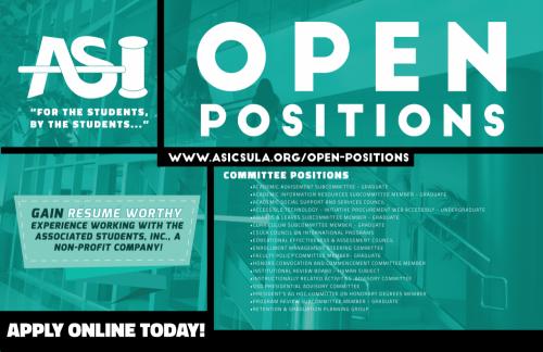 Open Positions WM