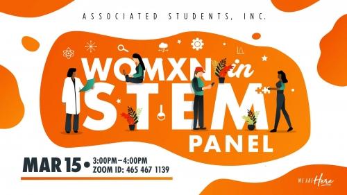 Womxn in STEM Panel