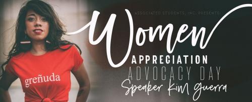 Women Appreciation/Advocacy Day